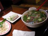 Fish And Basil Vermicelli Soup
