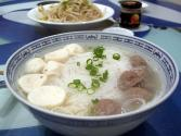 Fish Soup With Vermicelli