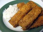 Low Cal Pike Fish Sticks