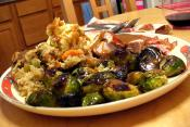 Flavorful Brussels Sprouts