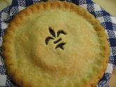 French Canadian Tourtiere