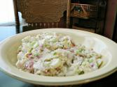French Potato Salad With Chicken