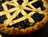 Fresh & Tasty Blueberry Pie