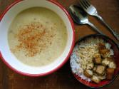 Fresh Cauliflower Soup