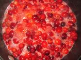 Fresh Cranberry Betty