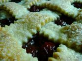 Fresh Sour Cherry Pie