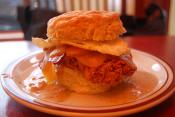 Hoosier Fried Biscuits