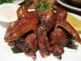 Red Cooked Deep Fried Squab
