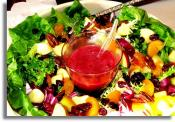 Frozen Cranberry Apple Salad