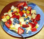 Buffet Fruit Bowl