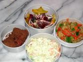 Coleslaw With Fruits