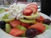 California Summer Turkey & Fruit Salad