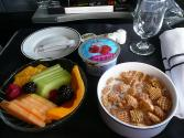 Fruit And Yogurt Breakfast