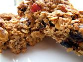 Fruit Cake Bars