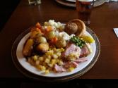 Crispy Gammon Joint