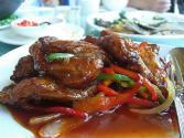 Ginger Pork Spareribs
