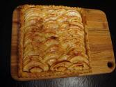 Glazed Apple Tart