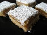 Golden Lemon Squares