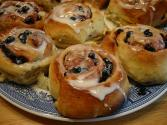 Golden Raisin Buns
