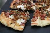 Gourmet Grilled Pizzas