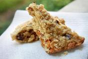 Banana Granola Cookies