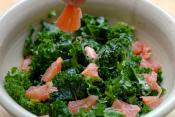Tossed Grapefruit Salad