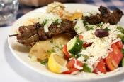 Greek Lamb Fillets With Feta And Apricots