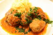 Greek Meatballs Oregano