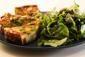 Green Chili Frittata
