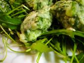 Green Gnocchi