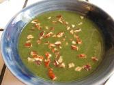 Green Potato Soup