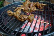 Grilled Beef Kebab