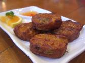 Grilled Fish Cakes