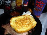 Grilled Texas Toast