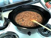 Ground Beef & Bean Chili