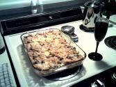 Ground Beef And Egg Noodle Casserole