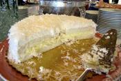 Halekulani Coconut Cake