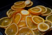 Halves Of Oranges