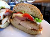 Chicken Deviled Ham Sandwiches
