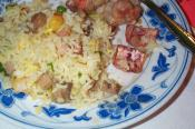 Creole Ham And Rice