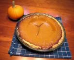 Harvest Pumpkin Pie