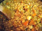 Hearty Low Calorie Lentil Stew