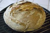 Hearty Peasant Bread