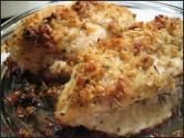 Herb And Garlic Parmesan Chicken