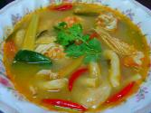 Herbal Shrimp Broth