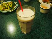 Homemade Soy Bean Milk