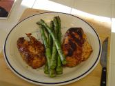 Honey Glazed Chicken Breasts