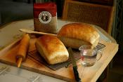 Honey Wheat Batter Bread