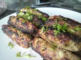 Honeyed Lamb Kebabs