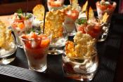 A Platter Of Substantial Hors D&#039;oeuvres